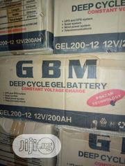 GBM 200ah Battery | Solar Energy for sale in Lagos State, Oshodi-Isolo