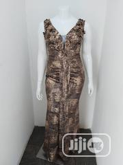 Top Quality and Unique Ladies Armless Long Sequence Gown | Clothing for sale in Lagos State, Ojodu