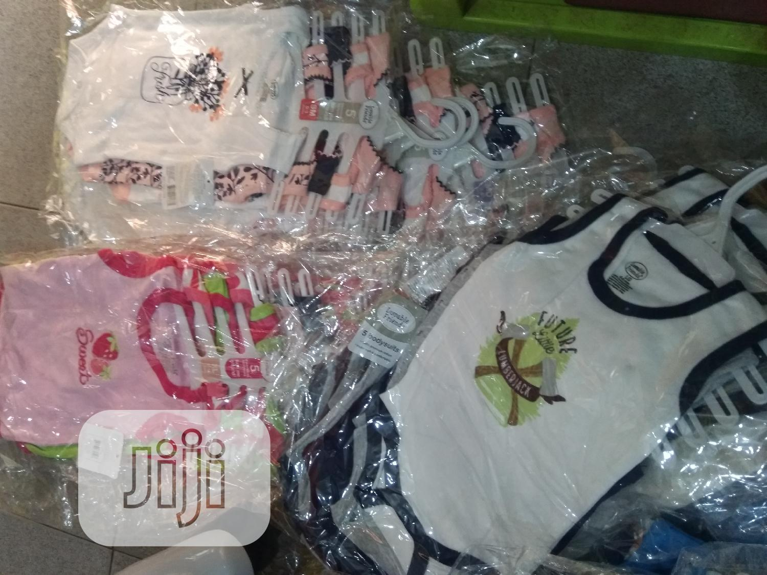 Sleeveless Body Suits | Children's Clothing for sale in Gwarinpa, Abuja (FCT) State, Nigeria