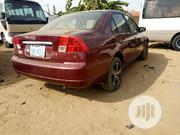 Honda Civic 2003 Red | Cars for sale in Abuja (FCT) State, Nyanya