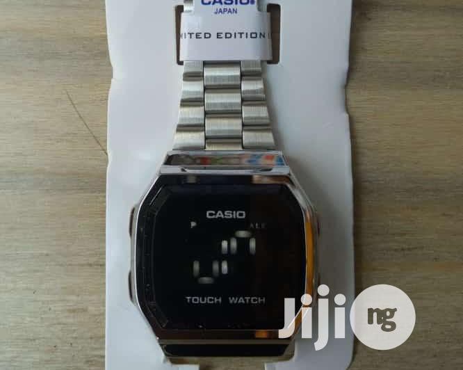 Casio Screen Touch Wrist Watch