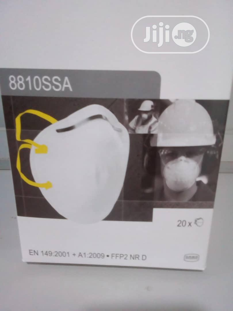 3M N95 Respirator Nose Mask New 1 Pack | Safety Equipment for sale in Ikeja, Lagos State, Nigeria