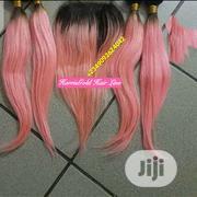 14' +Closure 1b/Peach   Hair Beauty for sale in Edo State, Benin City