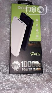 ORAIMO 10000mah Powerbank- Toast 10 OPB-P106D | Accessories for Mobile Phones & Tablets for sale in Lagos State, Ikoyi