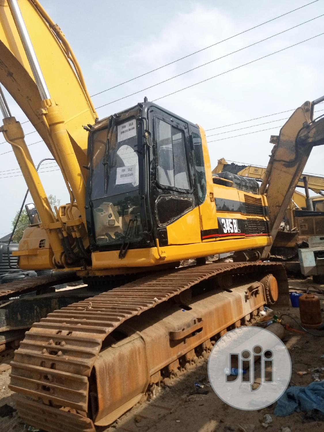 345 Excavator Available For Sale