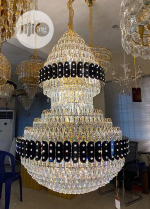 Luxury Modern Living Room Crystal Chandelier   Home Accessories for sale in Lagos State, Ojo