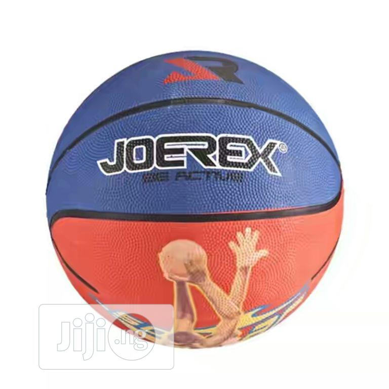 Joerex Rubber Basketball