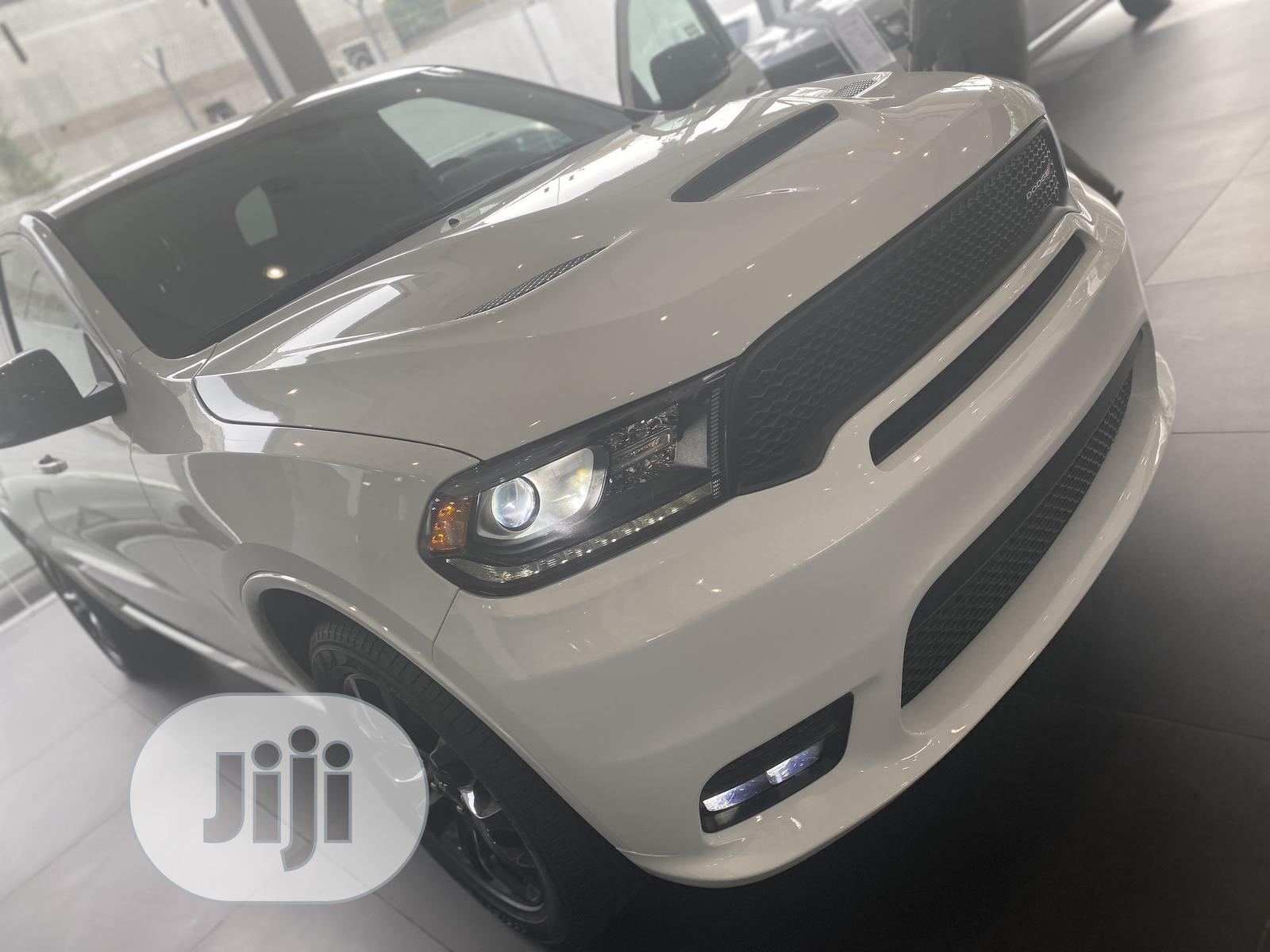 New Dodge Durango 2019 White
