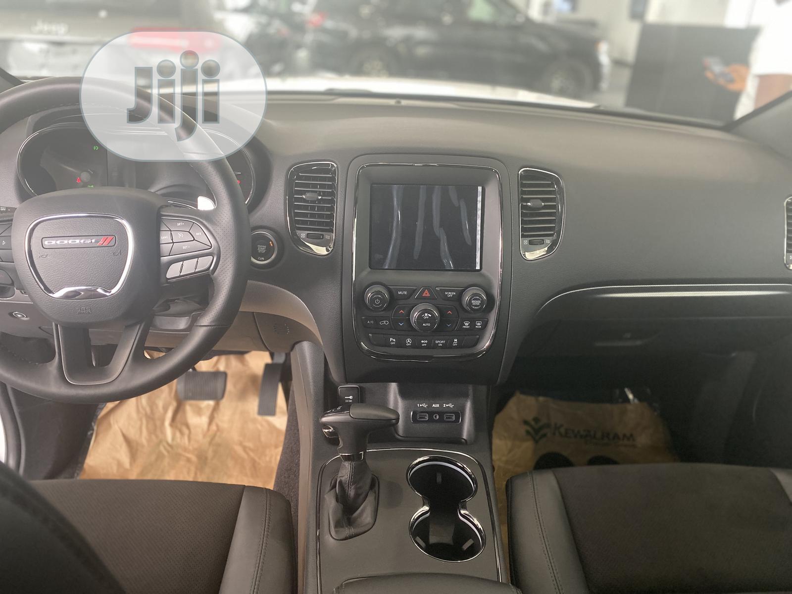 New Dodge Durango 2019 White | Cars for sale in Victoria Island, Lagos State, Nigeria