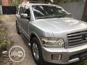 Infiniti QX 2005 Silver | Cars for sale in Abuja (FCT) State, Kubwa