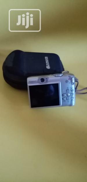 Canon Power Shot A580 8.0megapixels With Casing | Photo & Video Cameras for sale in Abuja (FCT) State, Garki 1