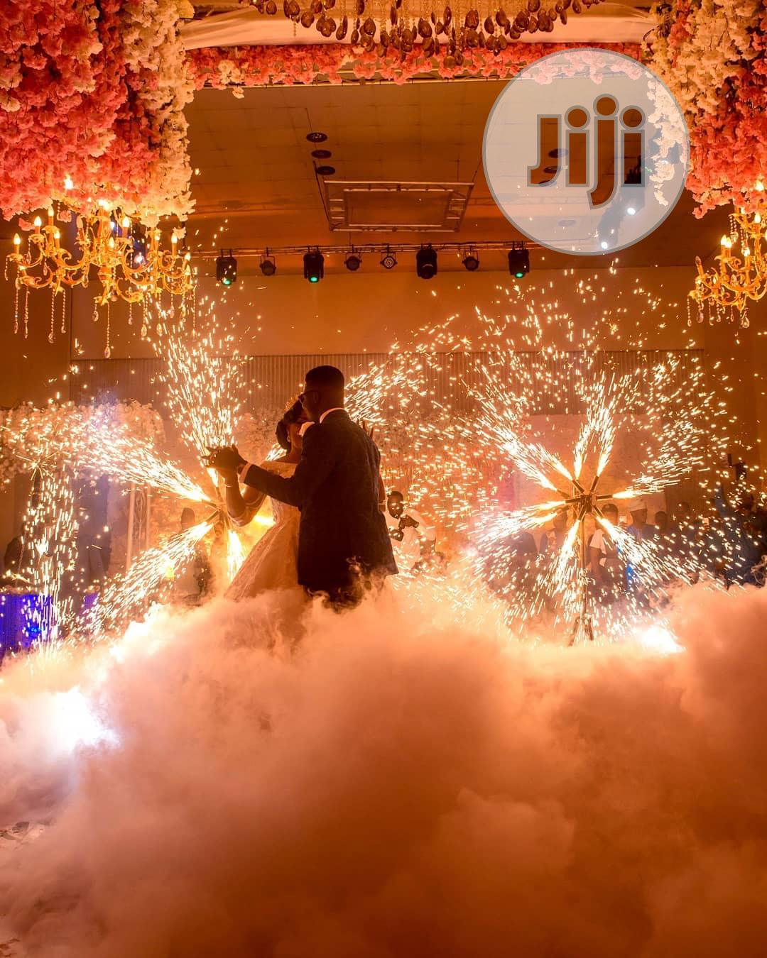 Spinning Fire | Party, Catering & Event Services for sale in Agege, Lagos State, Nigeria