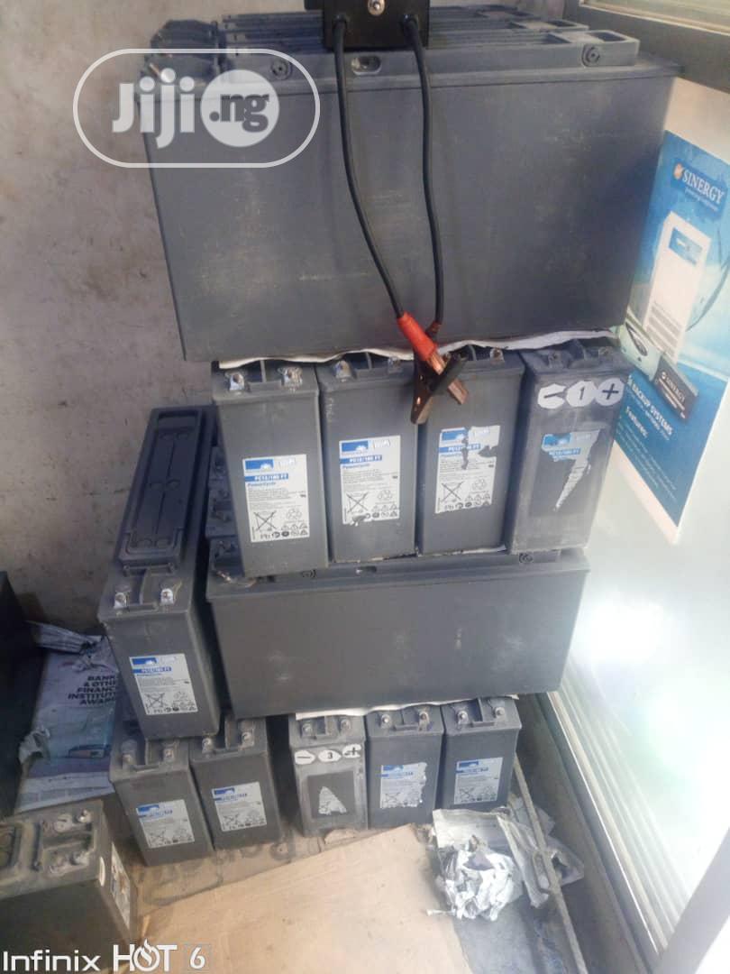 180ah Power Cycle Battery