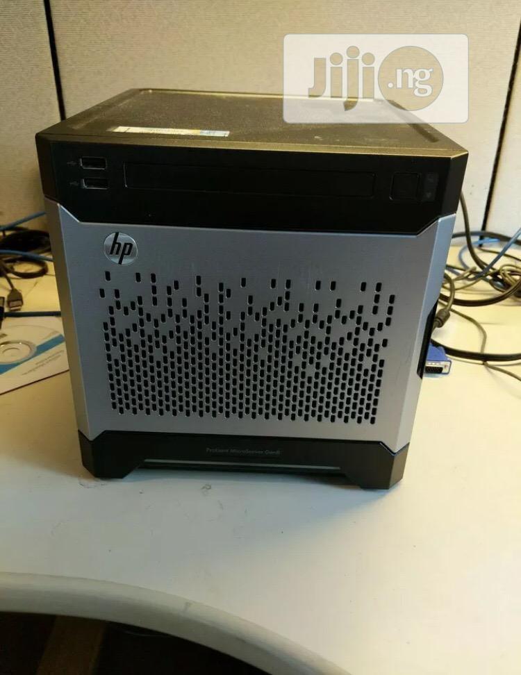 HP Proliant Microserver Gen 8 Server Hdd 2Tb