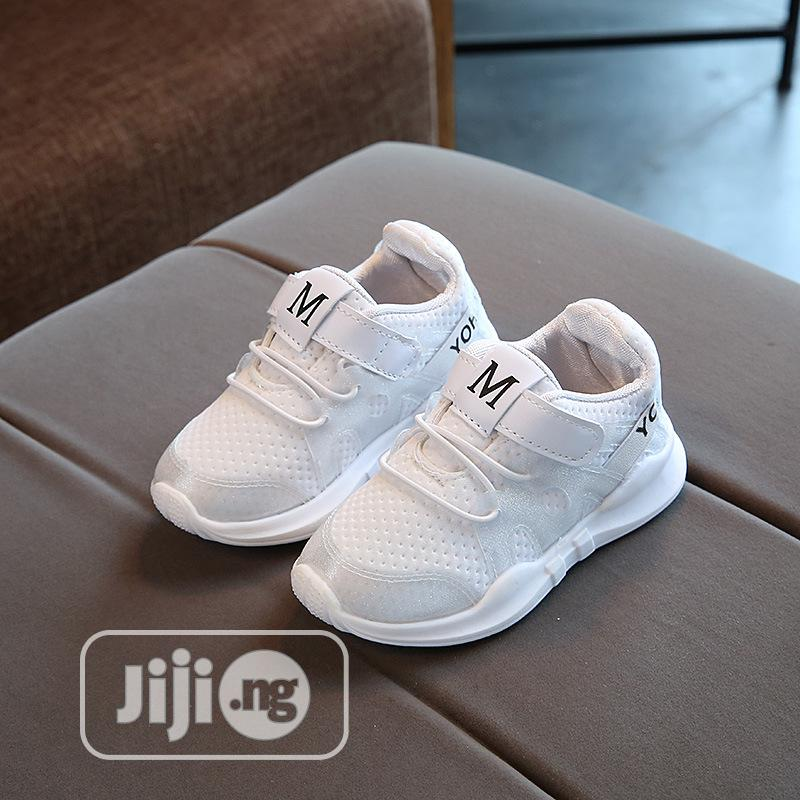 Archive: Unisex Sneakers For Children