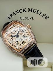 Franck Muller Leather | Watches for sale in Lagos State, Lagos Island