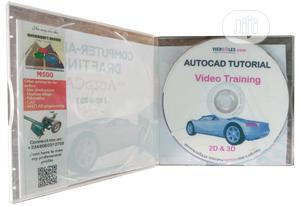 Autocad Video Training Product | CDs & DVDs for sale in Akwa Ibom State, Uyo