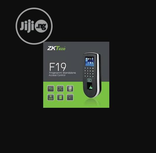 Zkteco F19 Time Attendance| Access Control