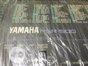 Yamaha PSR 500 Keyboard   Musical Instruments & Gear for sale in Lagos State, Magodo