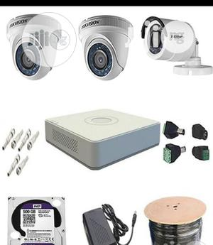 4channel CCTV Combo Kit Hikvision | Security & Surveillance for sale in Lagos State, Ikeja