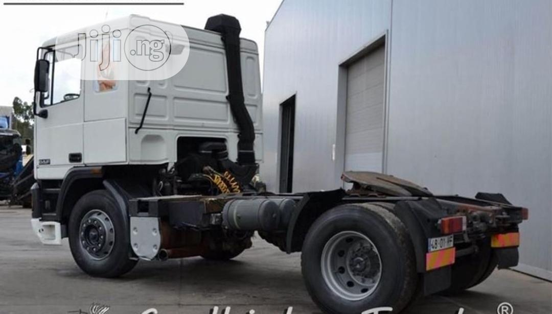Daf 95.360 ATI. Tractor/ Trailer Head. Full Spring. | Heavy Equipment for sale in Ife, Osun State, Nigeria