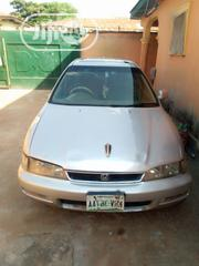 Honda Accord 1997 Coupe Gray   Cars for sale in Benue State, Makurdi