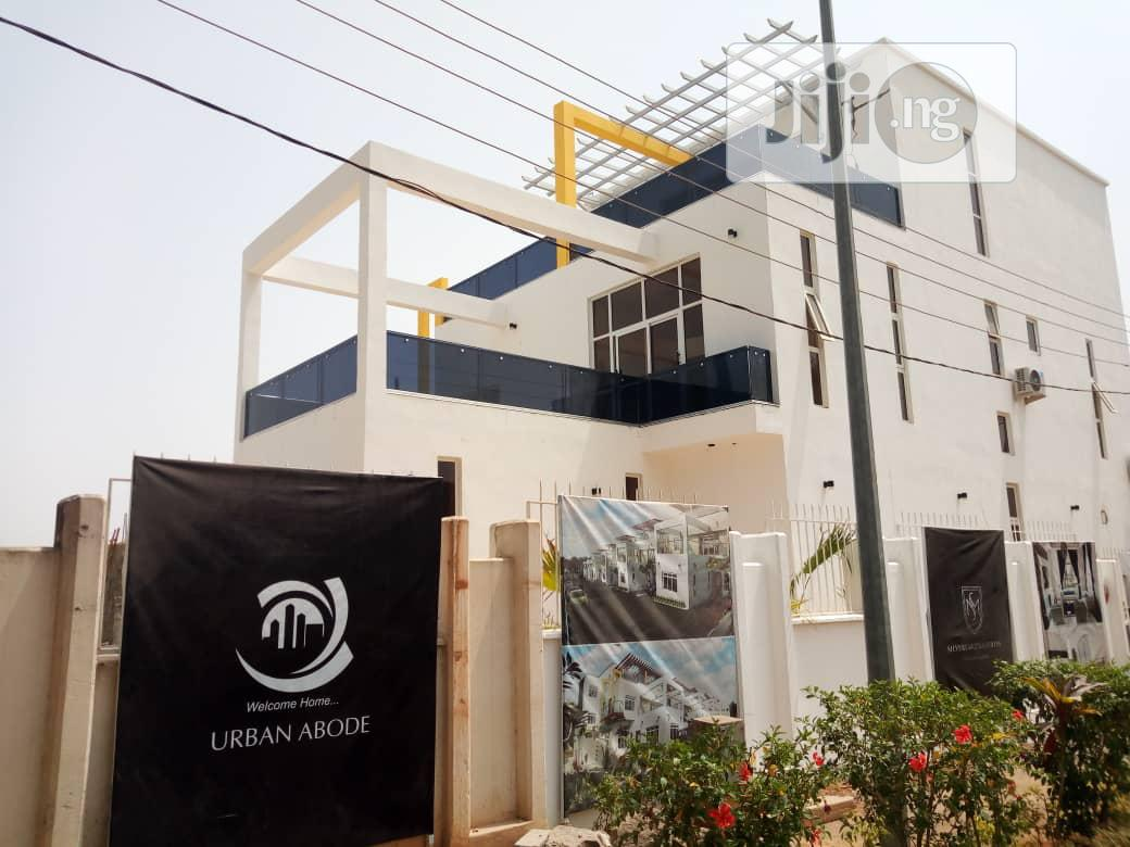 5 Bedroom Ful Detached Duplex. A Pent House 2 Bedroom Asokoro Abuja.