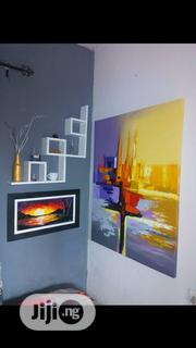 Beautiful Abstract Paintings(4feet By 3feet)   Arts & Crafts for sale in Rivers State, Port-Harcourt