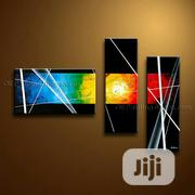 Abstract 3in1 Paintings   Arts & Crafts for sale in Abuja (FCT) State, Gwarinpa