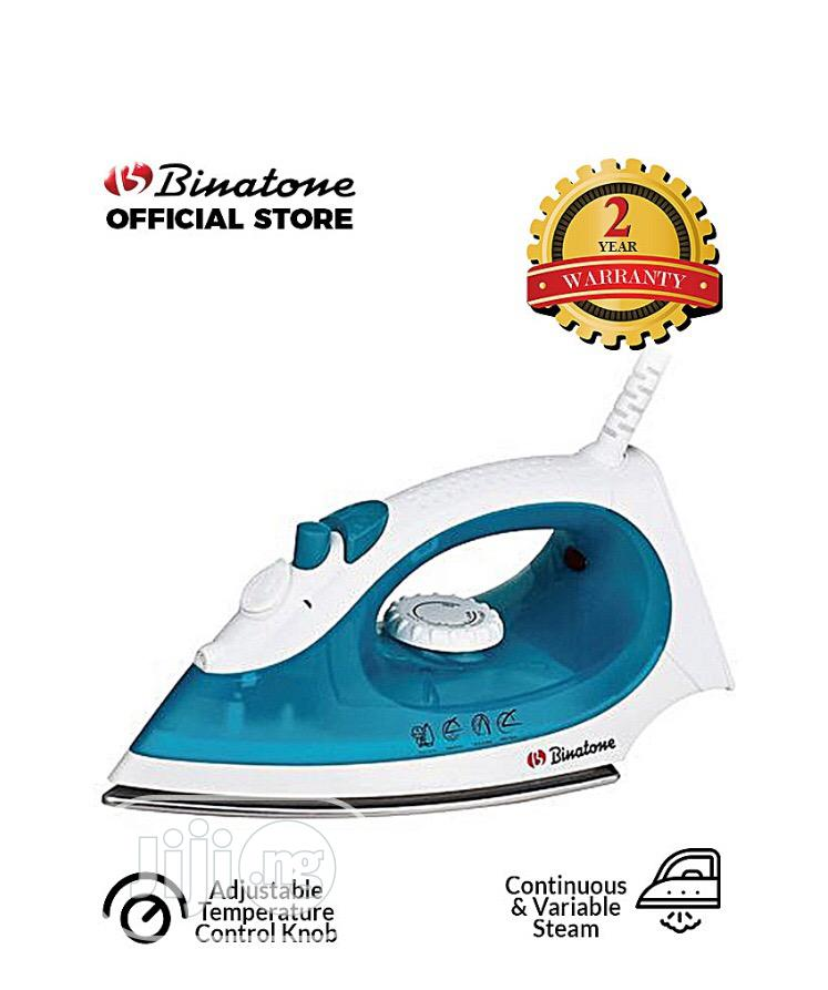 Smoother Gliding Steam Iron