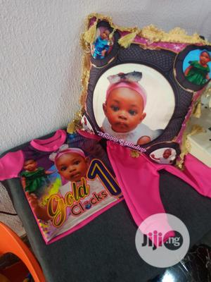 3d Top And Joggers With Throw Pillow   Children's Clothing for sale in Lagos State, Ikotun/Igando