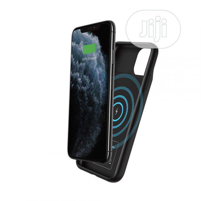 Porodo iPhone 11 Pro Max Wireless Battery Case 4500mah