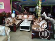 Imported Royal Fabric Sofa   Furniture for sale in Lagos State, Ikeja