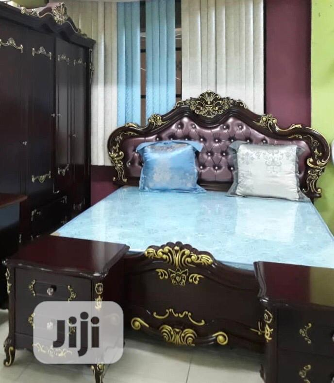 Imported Royal Bed. | Furniture for sale in Ikeja, Lagos State, Nigeria