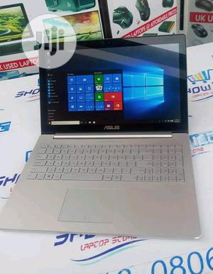 Laptop Asus ZenBook Pro UX501 16GB Intel Core I5 SSD 512GB   Laptops & Computers for sale in Benue State, Makurdi