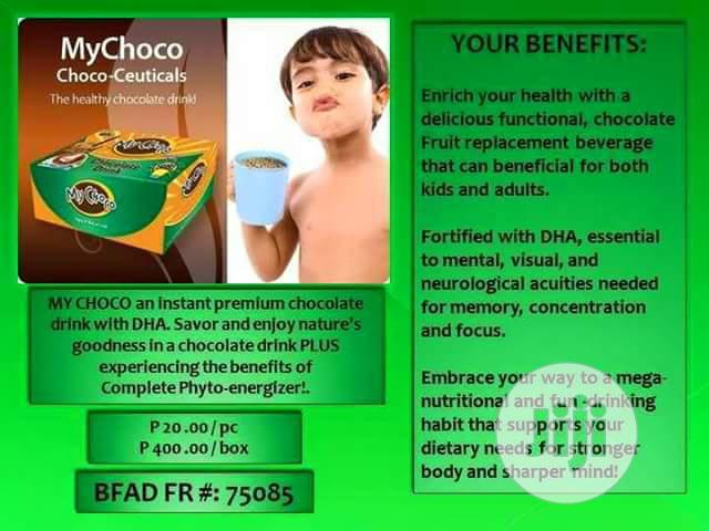Mychoco Beverage | Vitamins & Supplements for sale in Utako, Abuja (FCT) State, Nigeria