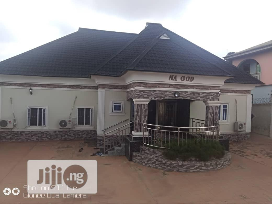 3 Bedroom Bungalow All Room Ensuite With Pop on One N Half Plot | Houses & Apartments For Sale for sale in Ikorodu, Lagos State, Nigeria