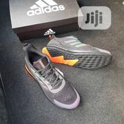 Adidas Gray Sneaker for Men | Shoes for sale in Lagos State, Magodo