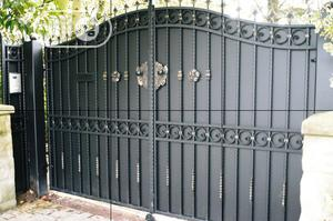 Metal Gate With Swing Automation | Doors for sale in Lagos State, Ikeja