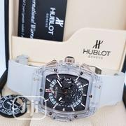 Hublot Rubber Watch for Men | Watches for sale in Lagos State, Magodo