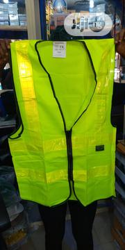 Safety Reflective Vest Zip Type | Safety Equipment for sale in Lagos State, Lagos Island