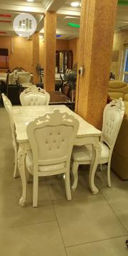 Mable Dining Table With Six Chairs   Furniture for sale in Lagos State, Magodo
