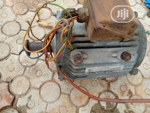 UK Electric Motor, 6.9KW. | Manufacturing Equipment for sale in Imo State, Owerri