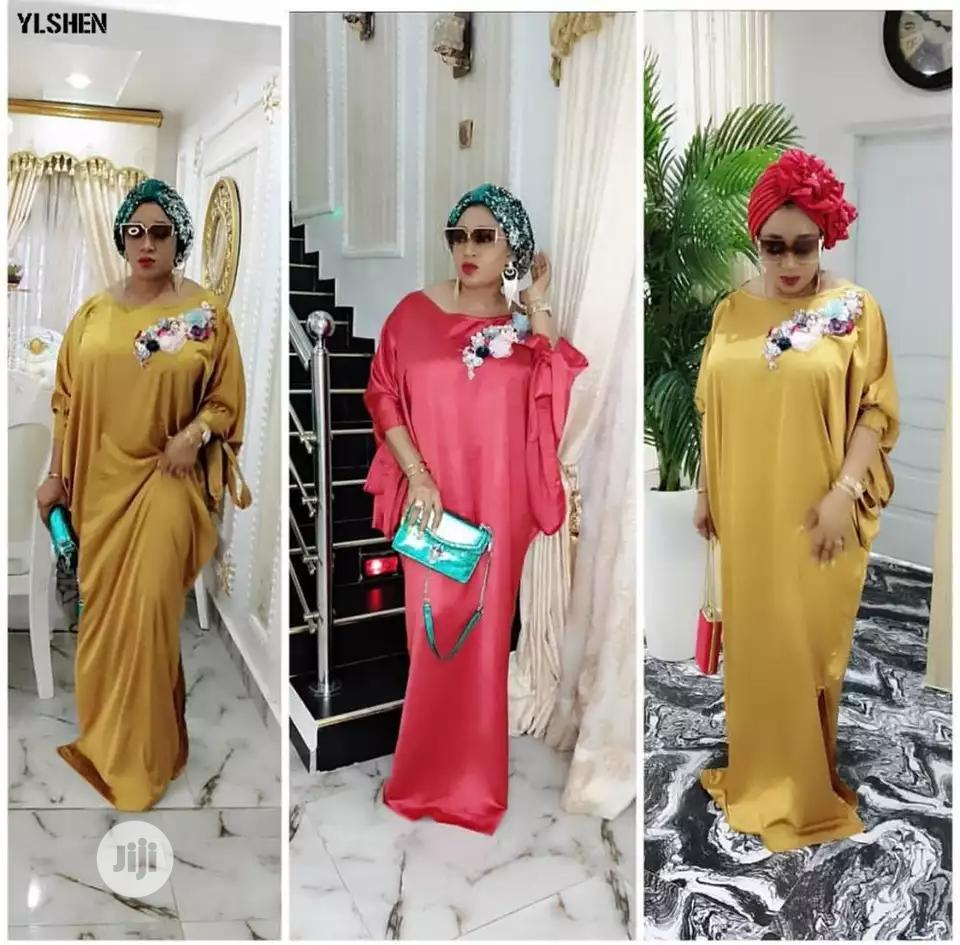 Women Plus Size Boubou Dress | Clothing for sale in Kaduna, Kaduna State, Nigeria