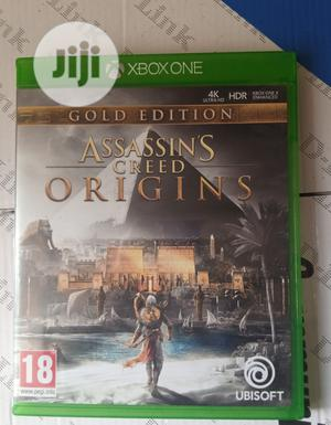 Xbox One Assassin's Creed Origin Gold Edition | Video Games for sale in Lagos State, Ikeja