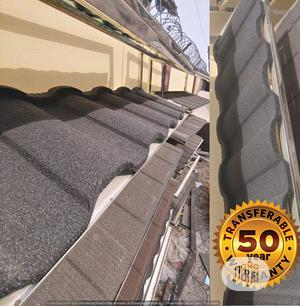 Hps New Zealand Gerard Stone Coated Roof Roman | Building Materials for sale in Lagos State, Ibeju