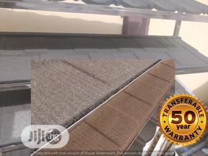 Hps New Zealand Gerard Stone Coated Roof Shake | Building Materials for sale in Lagos State, Ikoyi