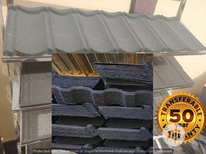 Shingle Hps New Zealand Gerard Stone Coated Roofing Sheets | Building & Trades Services for sale in Lagos State, Ilupeju