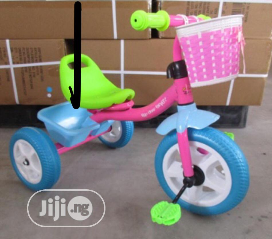 Archive: This Is Children Tricycle