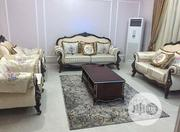Imported Royal Fabric Sofa.   Furniture for sale in Lagos State, Ikeja